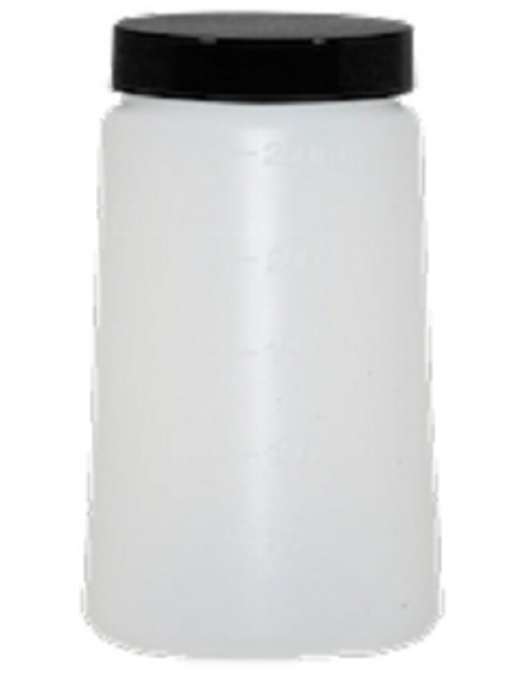 Norvell Solution Cup w/Cap, M-1000