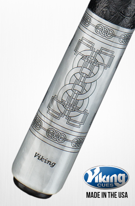 Viking Cues A941 Equipped With High Performance Shaft