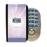 The Message Audio Bible by Eugene Peterson on Audio CD