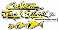 Custom Jigs & Spins Decal