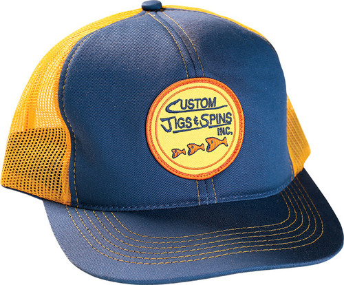 Custom Jigs $ Spins Original Mesh Cap