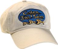 Custom Jigs & Spins Khaki Classic Cap