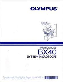 327 olympus microscope owner & repair manuals & brochures on one.