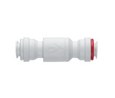 """John Guest In Line Check Valve 1/4"""" Quick Connect (1/4SCV)"""
