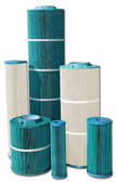 "HC-90-50-AM Harmsco Hurricane 90 HC Pleated Polyester Cartridges 7-3/4""(OD) x 19-1/2""(L) 50 Micron (Antimicrobial)"