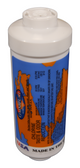 """CL6ROT28-B Omnipure CL Series GAC T28 Carbon Inline Filter 1/4"""" FPT (2"""" x 6"""")"""