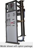 ROS/ECFMV-4S Economy Frame Mount Reverse Osmosis System 8,200 GPD Low Energy 120/60