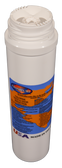 """Omnipure Q5520-P 1 Micron GAC Carbon Block Filter with Scale Inhibitor 2.5"""" x 10"""""""