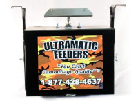 12 Volt Black Box Feeder Control Unit - 133LDT Black