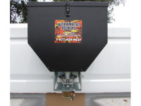 50lb Tailgate/Road Feeder with THE-ELIMINATOR 1050TG-TE