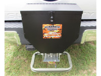 "50lb Tailgate/Road Feeder with THE-ELIMINATOR with 2"" Receiver 1050TG-TE-2"