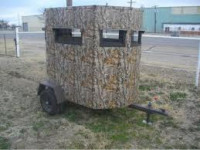 4 x 6 Scout Trailer