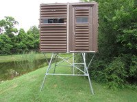 4 x 8 PVF with 5' Tower
