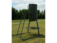 Outback Hay Feeder