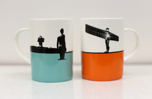 Landscape Mugs - The Art Rooms