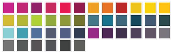 42 colours for Jacky Al-Samarraie's landscape prints