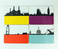 London Table Mat set Three - Seconds