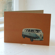 Camper Van Greeting Card