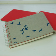 Jacky Al-Samarraie Flying Ducks Notebook