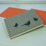 Jacky Al-Samarraie Thrush Notebook