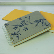 Jacky Al-Samarraie Sparrow Notebook
