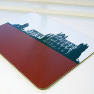 Jacky Al-Samarraie Whitby Abbey Table Mat