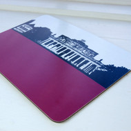 Jacky Al-Samarraie Pittville Pump Room - Cheltenham Table Mat