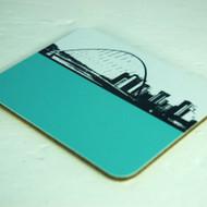 Millennium Bridge - Gateshead Coaster