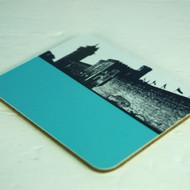 Jacky Al-Samarraie Cardiff Castle Coaster