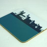 Jacky Al-Samarraie Caernarfon Castle Coaster