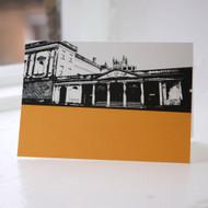 Kings & Queens Baths - Bath Greeting Card