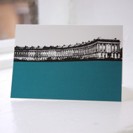 Royal Crescent - Bath Greeting Card