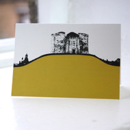 Cliffords Tower - York Greeting Card