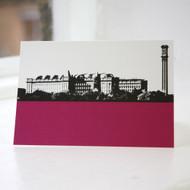 Lister's Mill - Bradford Greeting Card