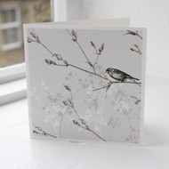 Jacky Al-Samarraie Bird Garden Greeting Card