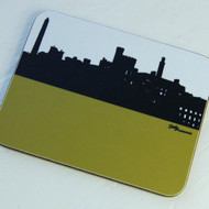 Calton Hill & St. Andrews House Coaster