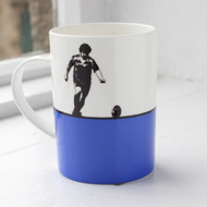 Jacky Al-Samarraie Rugby Bone China Mug