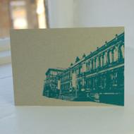 Jacky Al-Samarraie National Museum of Scotland Postcard