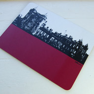 Jacky Al-Samarraie Palace of Holyroodhouse Table Mat