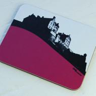 Edinburgh Castle Coaster