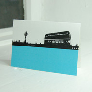 Jacky Al-Samarraie Westminster Bridge Greeting Card