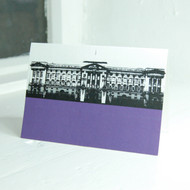 Jacky Al-Samarraie Buckingham Palace Greeting Card