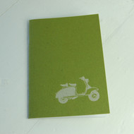 Jacky Al-Samarraie Lambretta Notebook