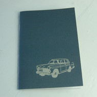 Austin Cambridge Notebook