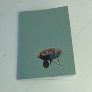 Wheelbarrow Notebook