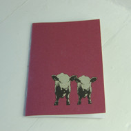 Jacky Al-Samarraie Cows Notebook