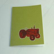 Jacky Al-Samarraie Tractor Notebook