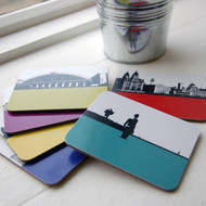 Liverpool Landscape Coasters - Pack Two