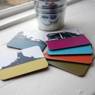 Jacky Al-Samarraie Liverpool Landscape Coasters - Pack One