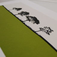Jacky Al-Samarraie Harrogate Landscape Screenprint